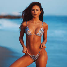 2017 BEAUTIFUL BIKINI GIRL SOPHIA MIACOVA.