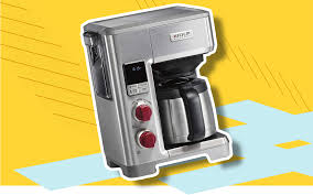 Their prevalence comes as no surprise. Review Wolf Gourmet 10 Cup Automatic Drip Coffee Maker Spy