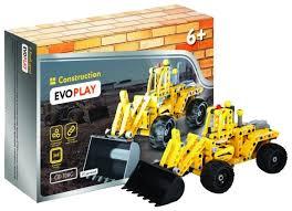 <b>Конструктор EvoPlay</b> Create Building CB-106C <b>Wheel Loader</b> ...