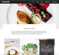 Wp Restaurant Themes 10 Best Free Responsive Restaurant Wordpress Theme 2019
