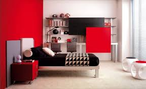 Red Bedroom Decor Bedroom Cool Picture Of Modern Red Bedroom Decoration Using