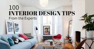 Small Picture Interior Design Tips 100 Experts Share Their Best Advice