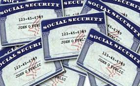 lost your social security card