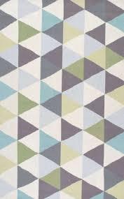 playroom rugs homespunhk110 dimensional triangles rug playroom rajevox