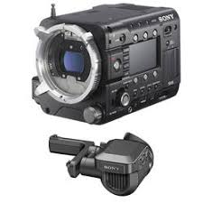 sony f55. sony pmw-f55 cinealta 4k digital cinema camera kit with 0.7\ f55
