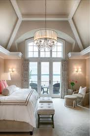 dream bedroom love the neutrals and soft lighting and big windows and the ceiling best bedroom lighting