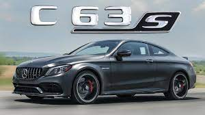The optional amg aerodynamics package for the c 63 coupé provides an even sportier look: The Luxury Muscle Car 2020 Mercedes Amg C63s Coupe Review Youtube
