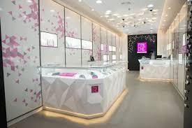 malabar gold s pink chic mini jewellery which opened in arabian centre dubai
