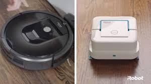 roomba vacuum and mop. Exellent Mop IRobot Floor Care Overview  Roomba Robot Vacuum U0026 Braava Jet Mop Inside Roomba And T