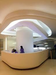 desk round reception desk half circle reception desk creative modern curved office furniture build a