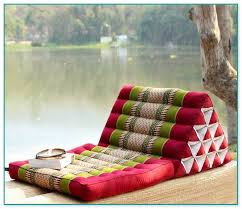 Outdoor Floor Cushion Seating