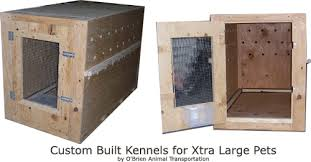 How to make a dog crate Wooden Custom Built Wood Airline Kennels Buying Custom Dog Crate Dryfur Building Custom Wood Pet Shipping Crate Dryfur