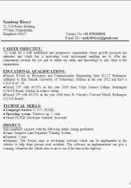 Cio Resume Example Best Of Cio Resume Example Sample Template Example OfExcellent Curriculum