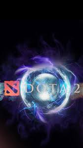 dota 2 logo 2 android wallpaper android hd wallpapers