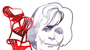 "Edna O'Brien's ""The <b>Little</b> Red Chairs"" 