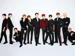 K Pop Corner Rookie Group X1 Tops Uae Charts Music Gulf