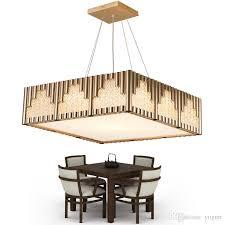 square modern chandelier lighting luxury dining living room gold hanglamp suspension gold pendant light led lights crystal chandelier celling lights