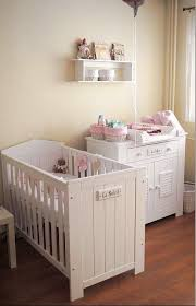 modern baby nursery furniture. modern baby cot in white nice nursery furniture