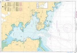 Free Nautical Charts Bc Coast Chs Nautical Chart Chs3419 Esquimalt Harbour