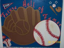 baseball wall hanging pazzles als