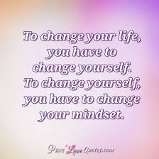 Quotes About Change In Yourself