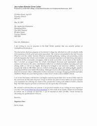 Cover Letter Examples For Sports Internship Sample Cover Letter For