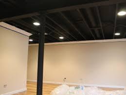 unfinished basement lighting. large size of uncategorizedbasement ideas wonderful basement lighting unfinished
