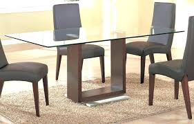 round glass dining table wood base glass dining table base table base ideas image of glass