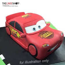 T3dcf01 3d Car Cake Delivery Singapore