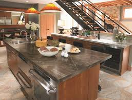 kitchen and residential design guess the counter material the follow up