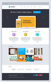 Photoshop Website Templates New 28 Best Free PSD Website Templates For 28 SaveDelete