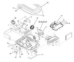 Spare parts diagram dometic b3253 roof top air conditioner 1 of 2