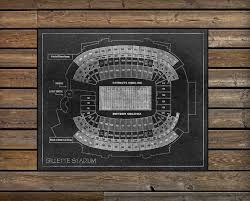 Nfl Gillette Stadium Seating Chart Blueprint On New By