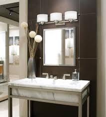 Decorating Bathroom Mirrors Ideas For Bathroom Mirror And Lighting Decorating Ideas