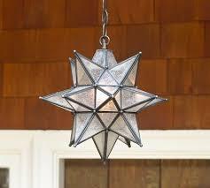 star pendant lighting outdoor pendant