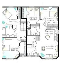 gallery of house plans with separate inlaw suite