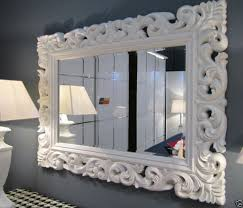 large baroque wall mirror ornament