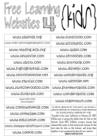 learning websites for kids lick er like us