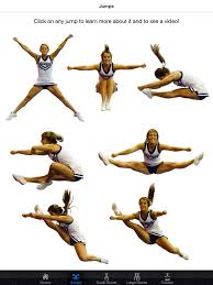 Cheer Jumps Chart Related Keywords Suggestions Cheer