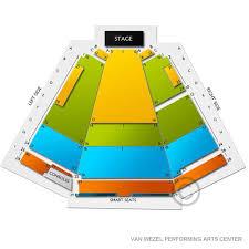 Printable Van Wezel Seating Chart 52 Complete Van Wezel Seating Chart Ticketmaster