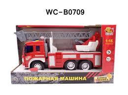 <b>ABtoys</b> 350C. WC-B0709 1:16 <b>Спецтехника</b>. Пожарная <b>машина</b> ...