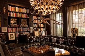 Home library ideas ...