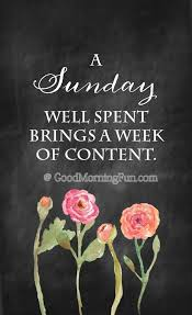 Sunday Quotes Custom Top 48 Beautiful Inspirational Sunday Quotes And Good Morning Wishes
