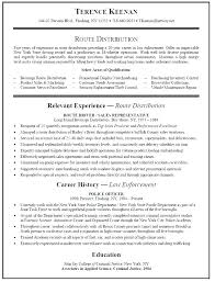 route sales resume these resume examples show what should go into a truck driver and