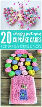 Cupcake Cake Ideas 20 Amazing Pull Apart Cupcake Cakes