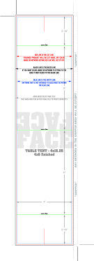 How To Create Table Tents In Word Table Tent Template Business Mentor