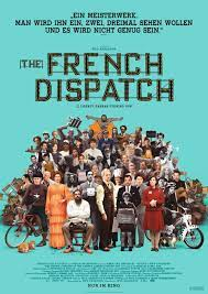 The French Dispatch - Film 2021 ...