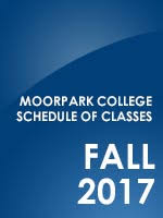 Schedule of Classes | Moorpark College