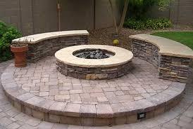 Bar Bq Pit Designs Backyard Bbq Pit Outdoor Furniture Design And Ideas