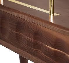 golden walnut wood